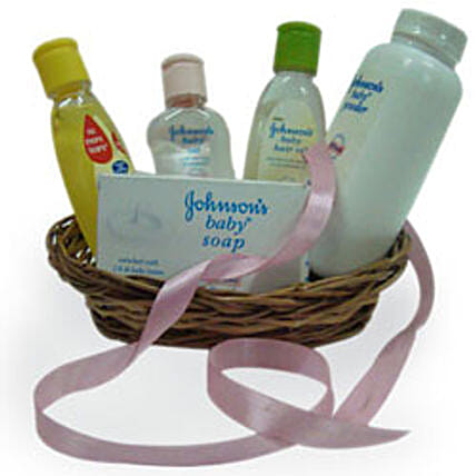 Little Angel Basket: Send Gift Baskets