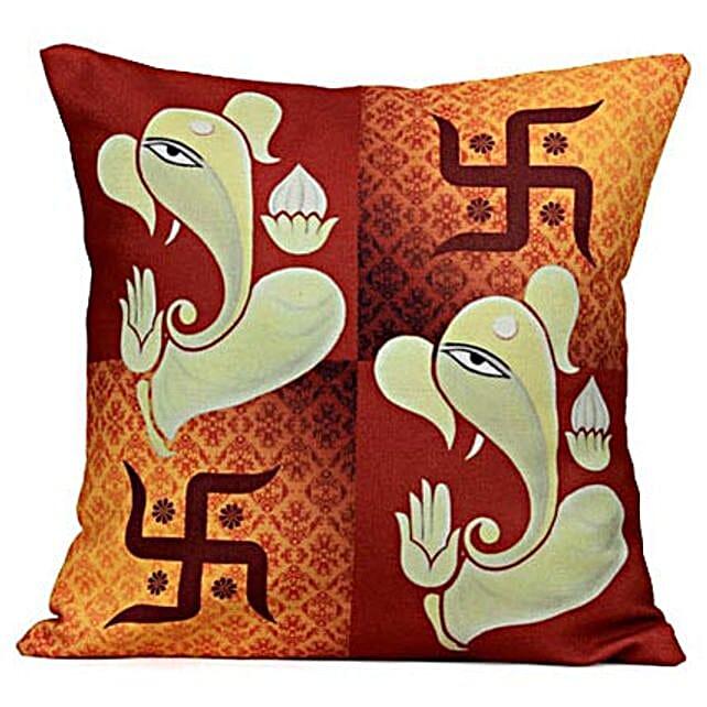 Lord Ganesha Cushion: Buy Cushions