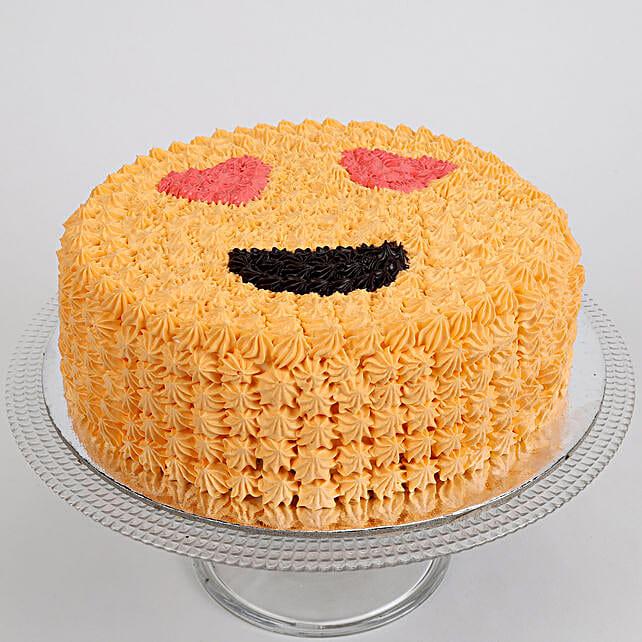 Love Smiley Cake: Designer Cakes
