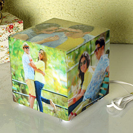 Magnificent Personalized Lamp: Send Personalised Gifts to Guwahati