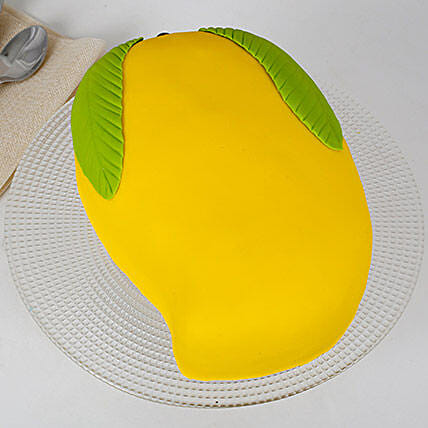 Mango Lovers Delight Cake: Designer cakes for Mothers Day