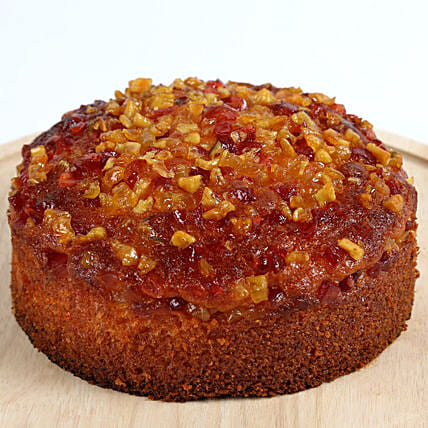 Mixed Fruit Dry Cake: Cake Delivery