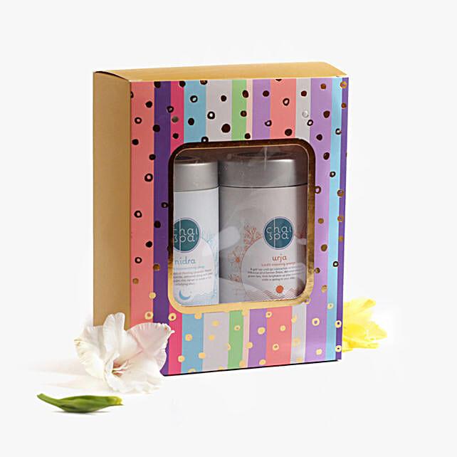 Nidra & Urja Green Tea Paradise Combo: Gift Hampers