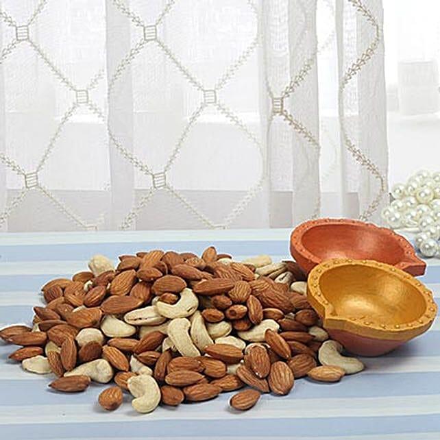 Nutritious Diwali: Send Diyas