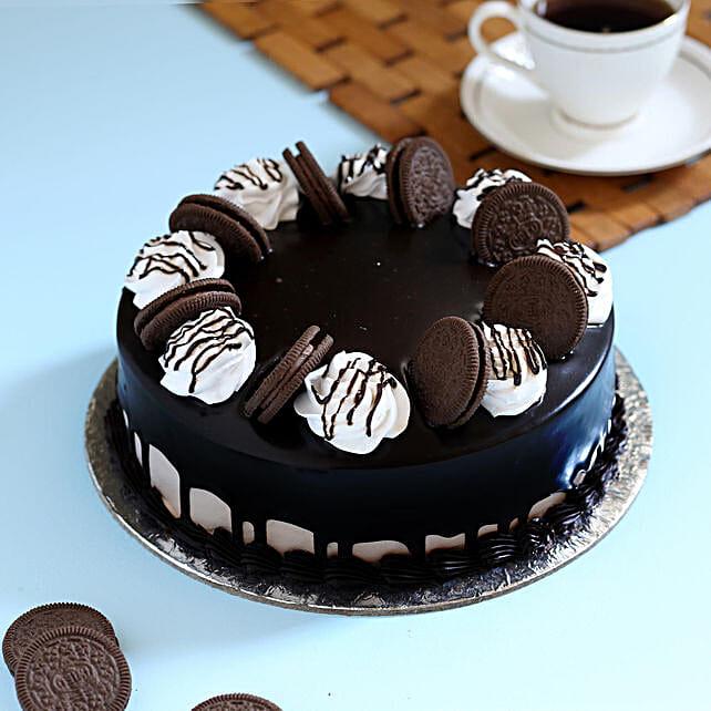 Oreo Cake:
