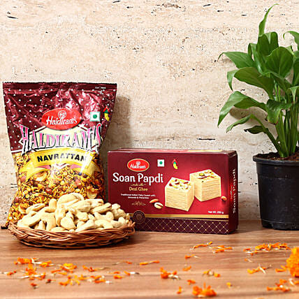 Perfect Sargi Hamper: Dry Fruits