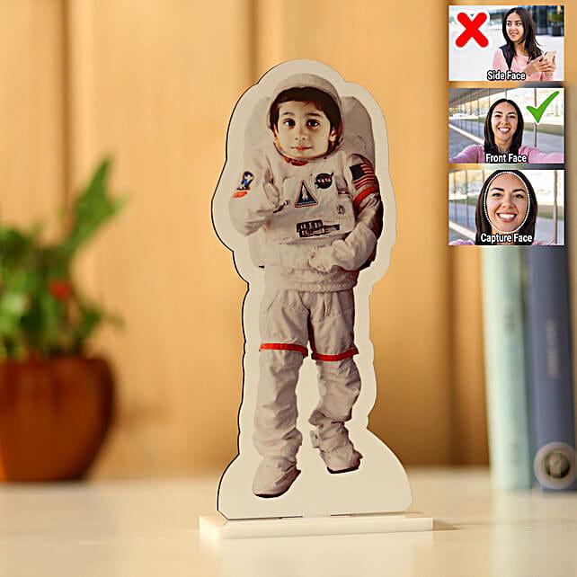 Personalised Astronaut Caricature: Personalised Caricatures