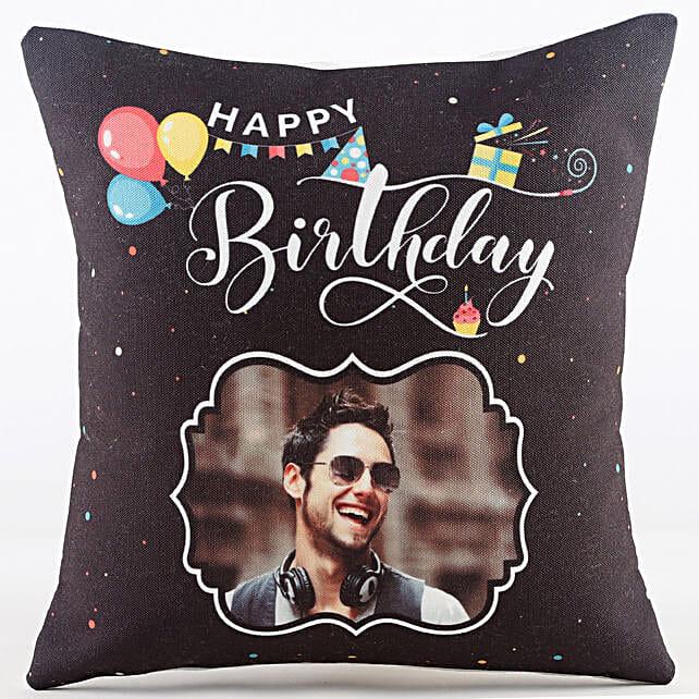 Personalised Birthday Celebration Cushion: Personalised Cushions