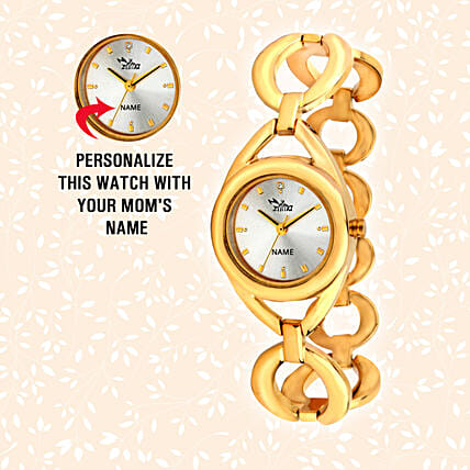 Personalised Contemporary Design Watch: Watches