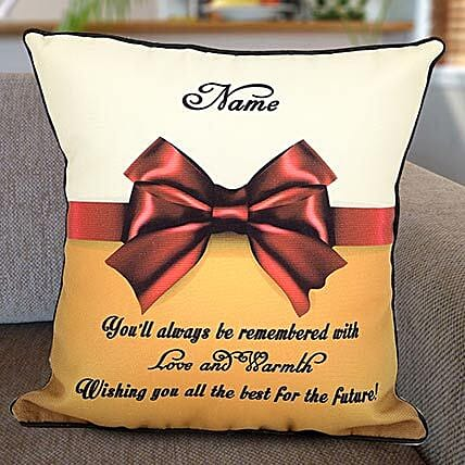 Personalized Hopes Of Tomorrow: Cushions