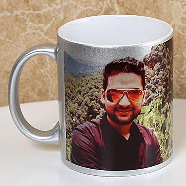 Personalized Picture Mug: Fathers Day Personalised Mugs