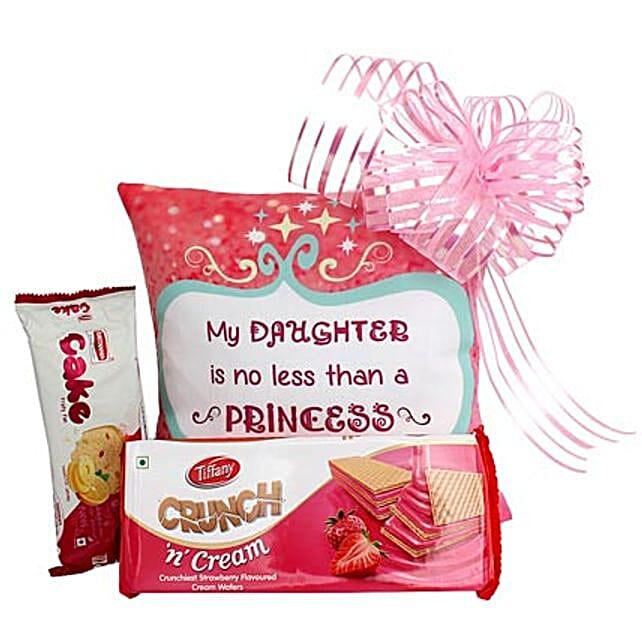 Pink Hamper: Send Gift Hampers