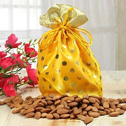 Potli Of Dry Fruits: Send Karwa Chauth Sargi