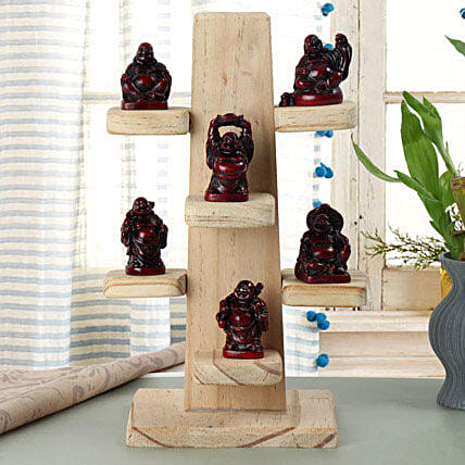 Power Packed Laughing Buddha: Feng Shui Gifts