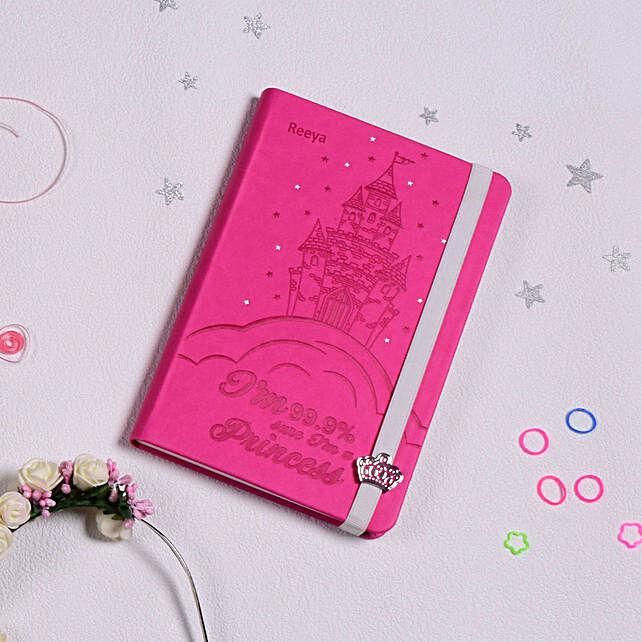Princess Paradise Personalised Diary: