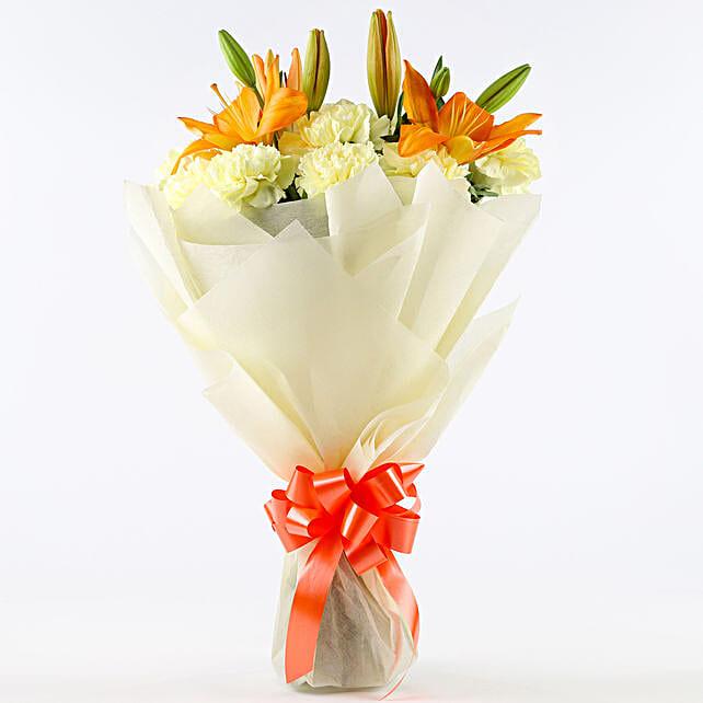 Radiance: Carnations
