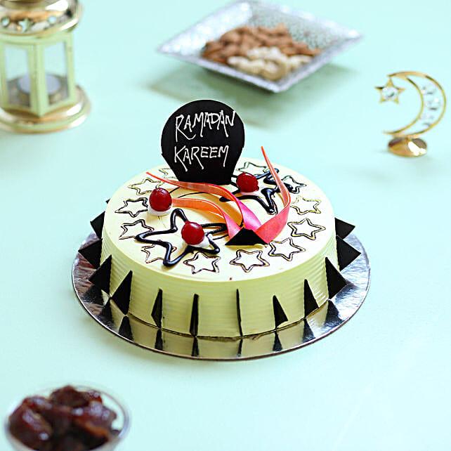 Ramadan Kareem Cake: Send Eid Gifts