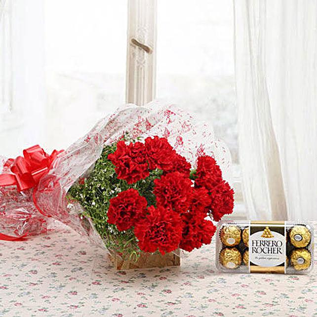 Red Carnations And Ferrero Rocher: Ferrero Rocher Chocolates
