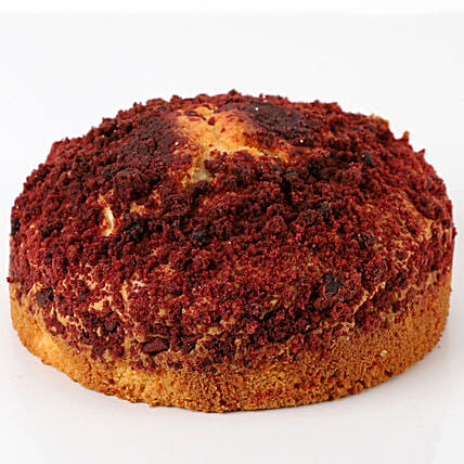 Red Velvet Cookie Crumble Dry Cake- 500 gms: Eid Cakes