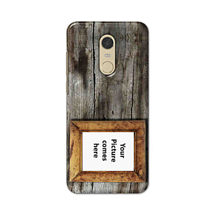 Redmi Note 5 Customised Vintage Mobile Case: