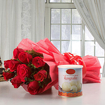 Roses Glory: Send Flowers & Sweets