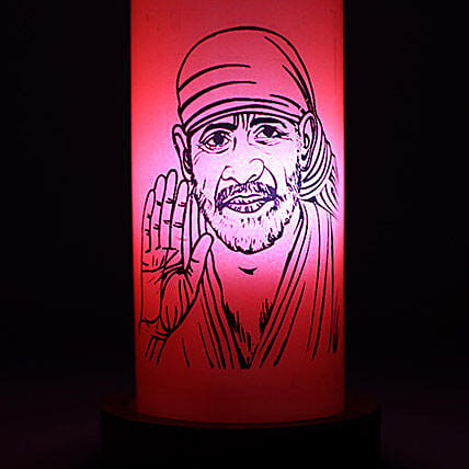 Sai Baba Divine Lamp: Bottle Lamps