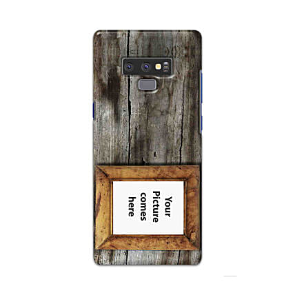 Samsung Galaxy Note 9 Customised Vintage Mobile Case: Personalised Back Covers