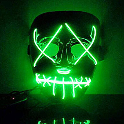 Scary Light Mask: Unique Gifts