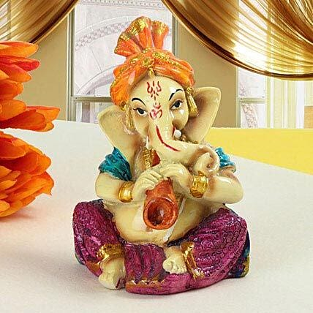 Shehnai Ganesha: Send Spiritual Gifts
