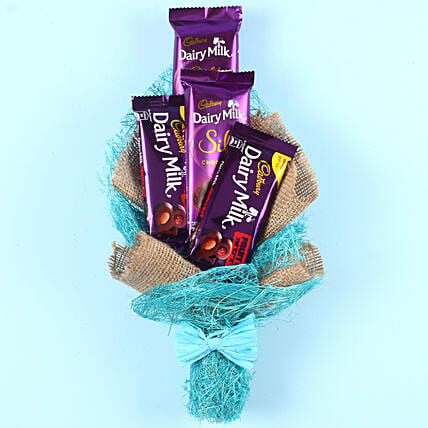Special Cadbury Bouquet: Send Thinking Of You Gifts