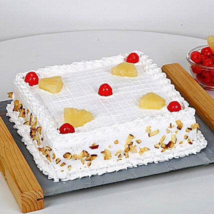 Special Fresh Fruit Cake: Birthday Fresh Fruit-cakes