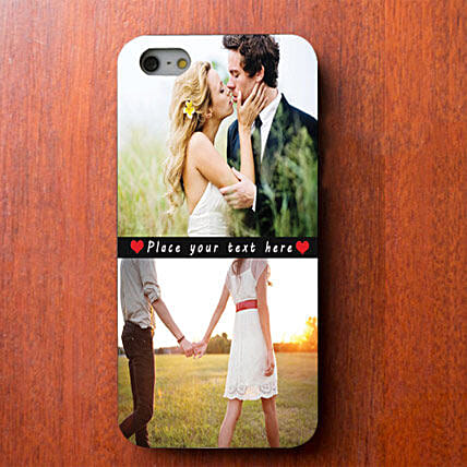 Special Moments Personalized iPhone Cover: Personalised Back Covers
