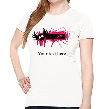 Style Diva with Personal Touch: Personalised T Shirts