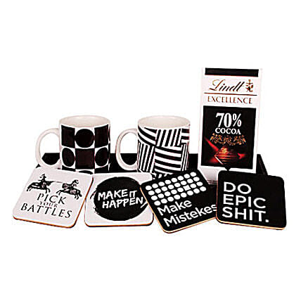 Sweet Kiss For Love: Coasters Gifts