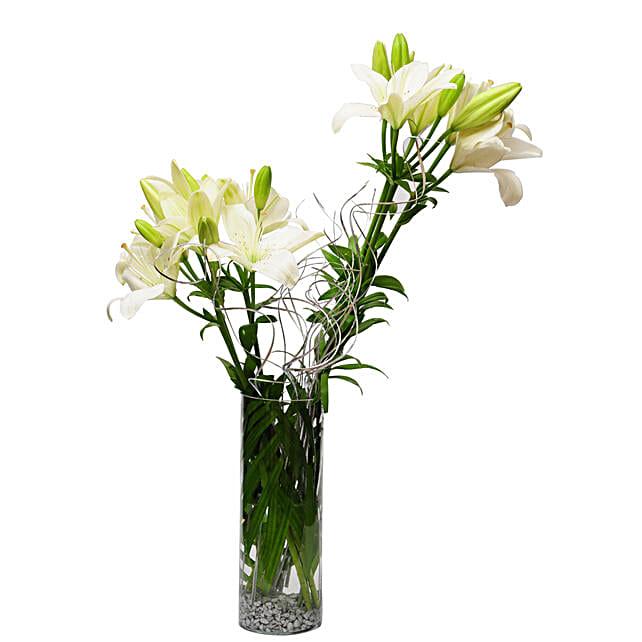 Sweet memories: White Flowers