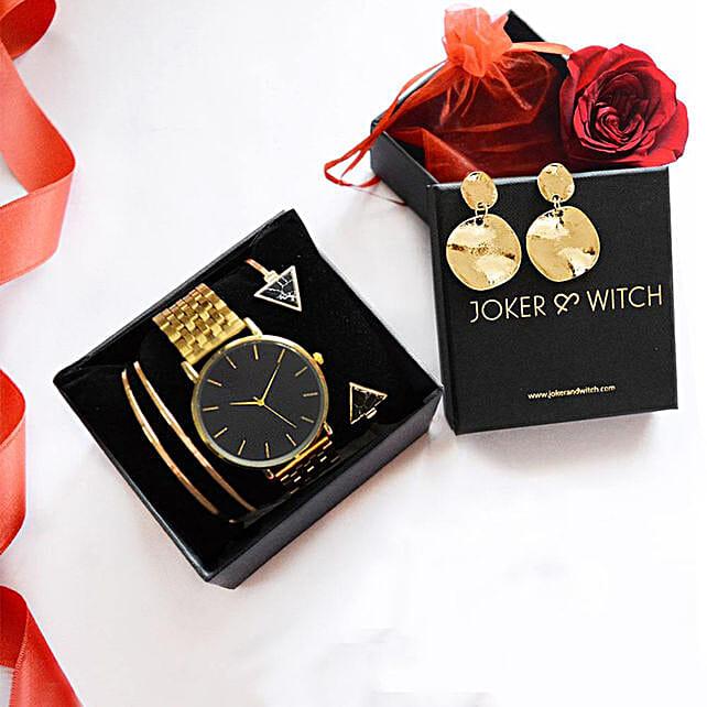 Te Amo Love Stack: Send Jewellery Gifts