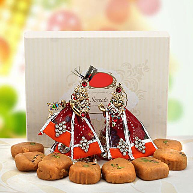 The Ideal Couple: Janmashtami Gifts