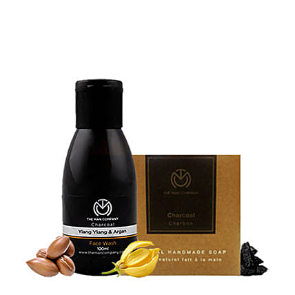 The Man Company Charcoal Charcoal Refresher: Send Gift Hampers
