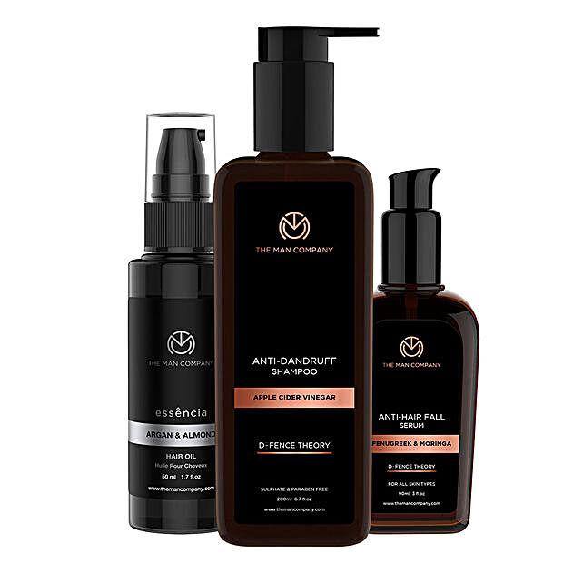 The Man Company Hair Repair Combo: Cosmetics & Spa Hampers