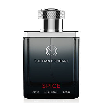 The Man Company Spice EDT- 100 ml: Buy Perfume