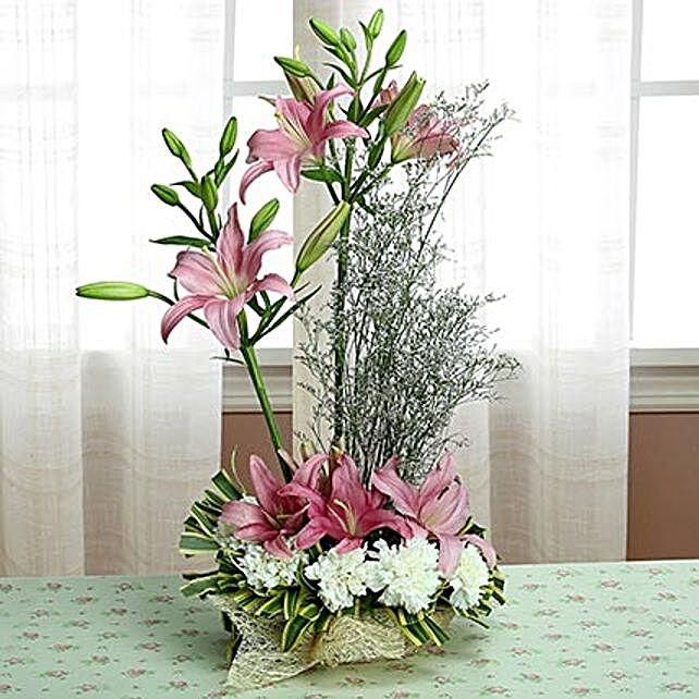 Token Of Admiration: Send Carnations