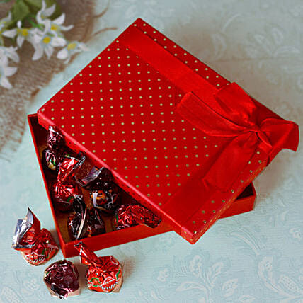 Truffle Gift Box: Gifts to India