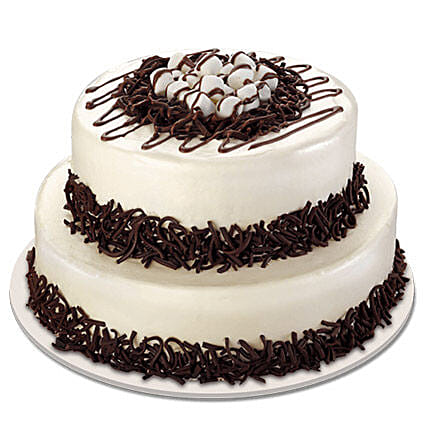Twosome Cream Cake: Gifts for Hug Day