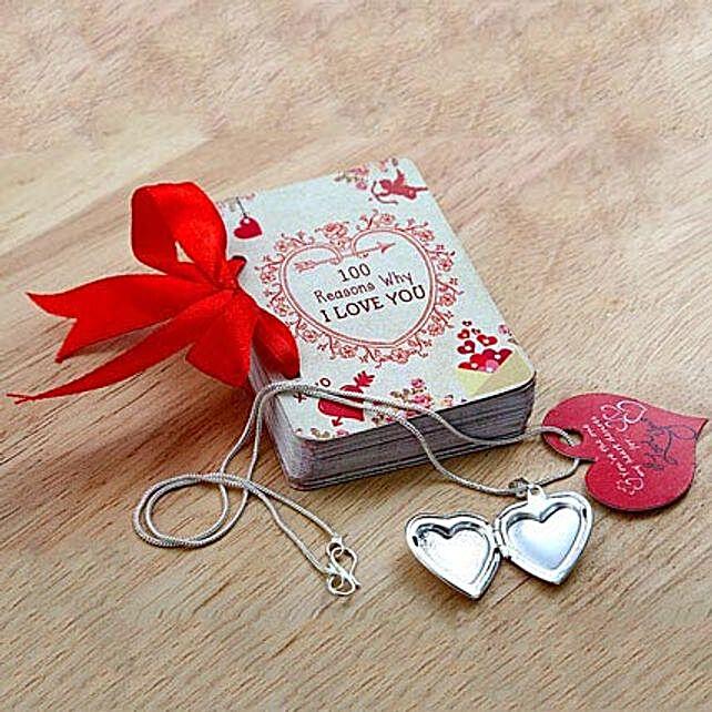 100 Reasons of Love n Locket: Send Gifts to Nilgiris