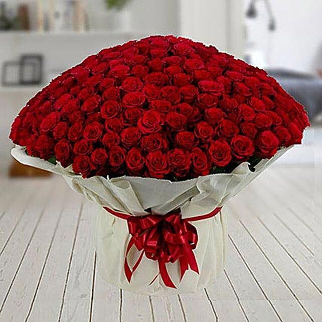 500 Red Roses Premium Bouquet: Gift Ideas