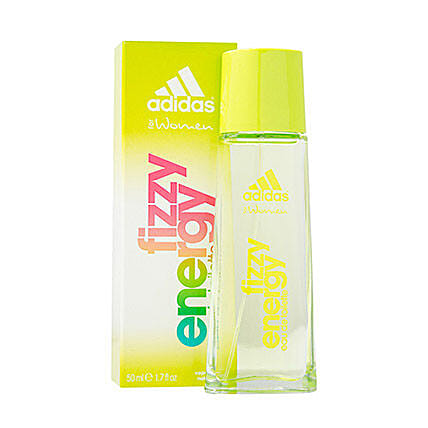 Adidas Fizzy Energy Spray for Women: Perfumes for Mothers Day