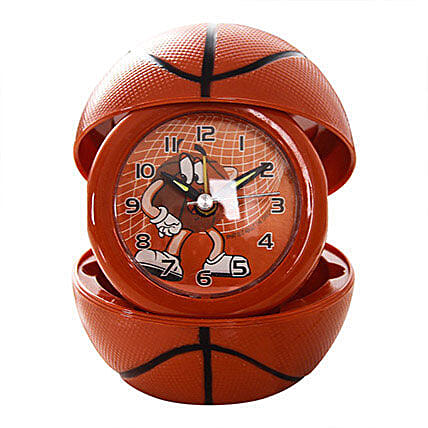 Basketball Alarm Clock: Unusual Gifts