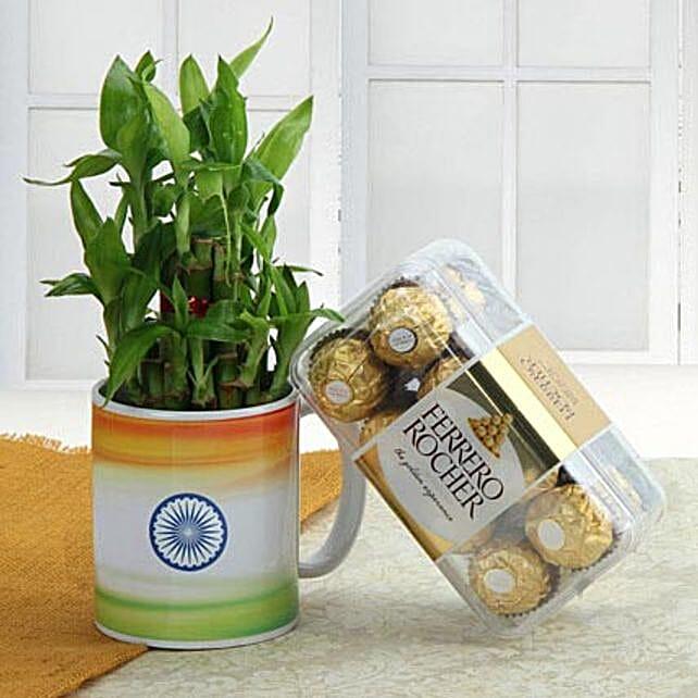 Being Indian Combo: Ferrero Rocher Chocolates