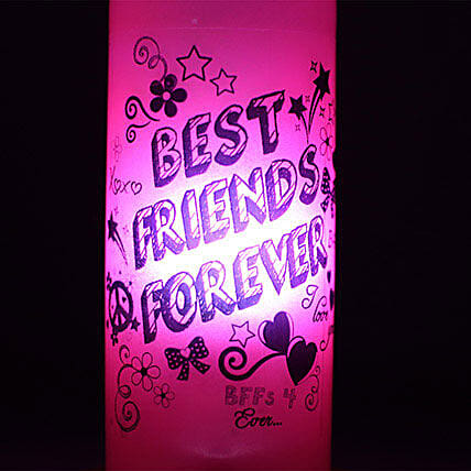Best Friends Forever Lamp: Home Decor Gifts for Him