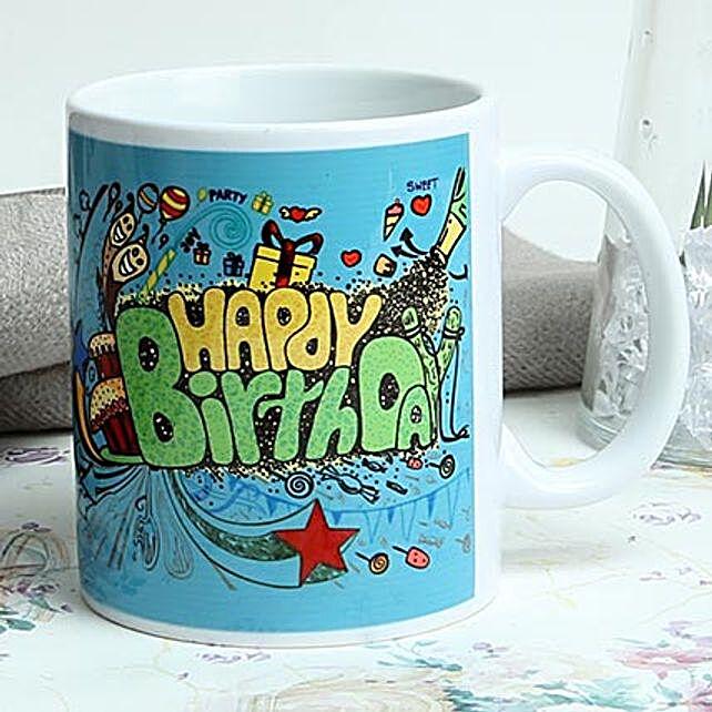 Birthday Mug: